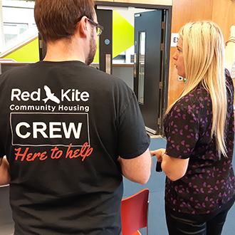 New Online Job Club from Oasis and Red Kite Housing