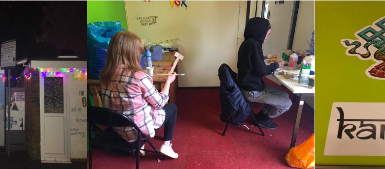 Karma @ Oasis – engaging the homeless to make positive choices